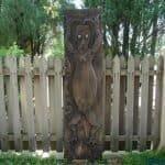 SPIRITUALBEING&#;.TRIBALPANELWallDoorStatueFigurePaintingSculpture