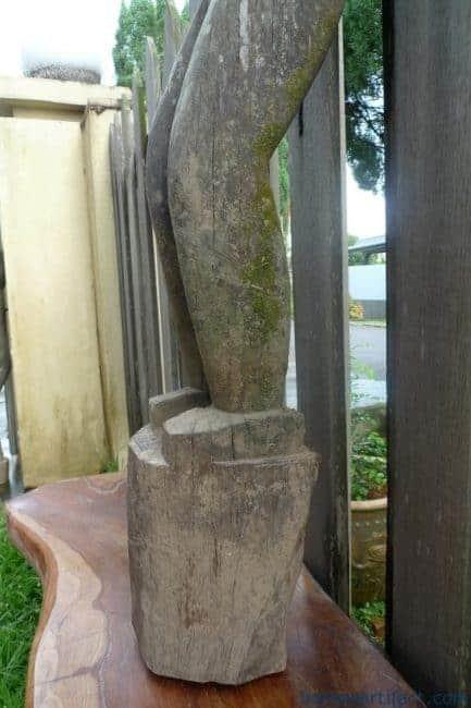 lbXXXLDAYAKSTATUEmmTALLTribalFigureSculptureBorneoDyakNative