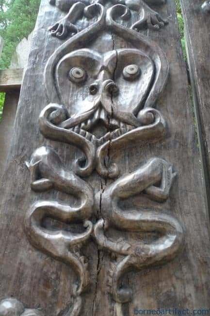 FULLSIZEDOOR/TRIBALPANEL(PAIR)WallStatueFigurePaintingSculptureArt