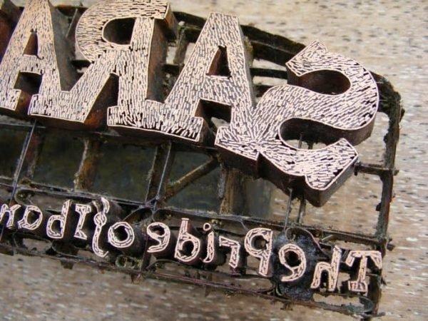 AntiqueBATIKSTAMPCopperJavaIndonesiaTextileFabricClothTraditional#