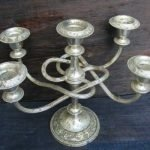 ANTIQUE CANDLE HOLDER