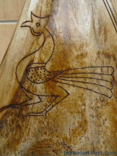 KIPASGANA GANABATAK/HAND HELDFANBone&WoodFigureStatueImageONEPAIR