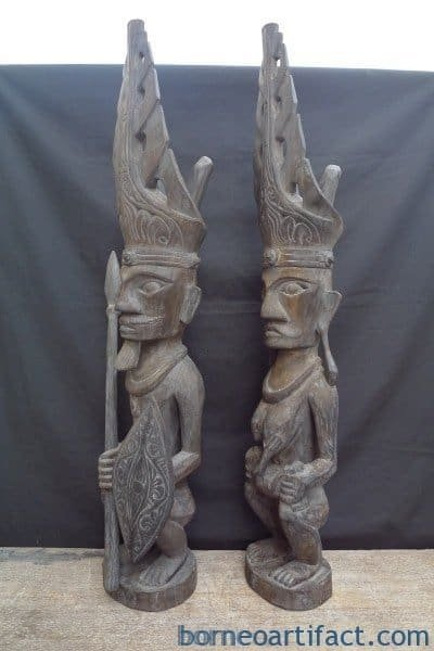 Asian Cultural Statue