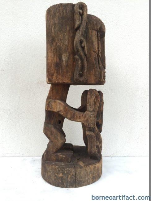 OLDAGEDmmKORWARSTATUECenderawasihOceanicArtSculptureImageArtifact