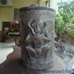 DAYAK RICE CONTAINER