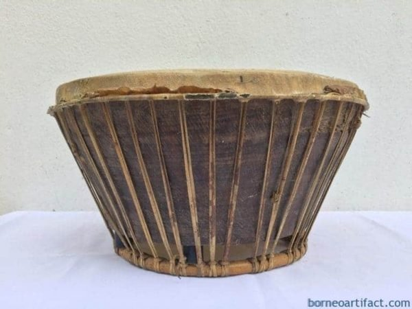 OLDAUTHENTICmmTRADITIONALGendangKendangDrumPercussionInstrument