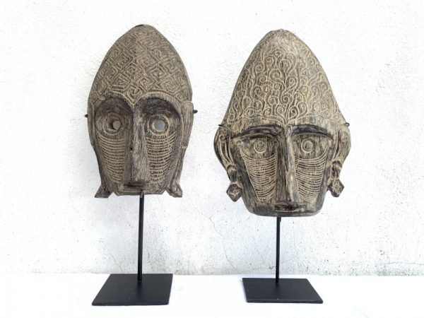 Mask Sculpture