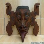 Borneo Tribal Mask