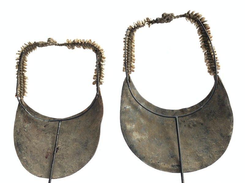ONEPAIR(Male&Female)mmONSTANDIrianPapuaNECKLACEJEWELRYBODYNECK