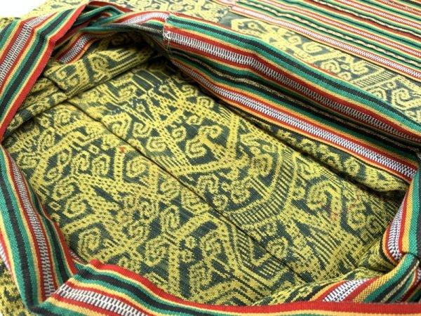 GIRL SARONG BIDAN Kain Kebat Style 640mm Tribal GARMENT Skirt LADIES WOMEN DRESS #303