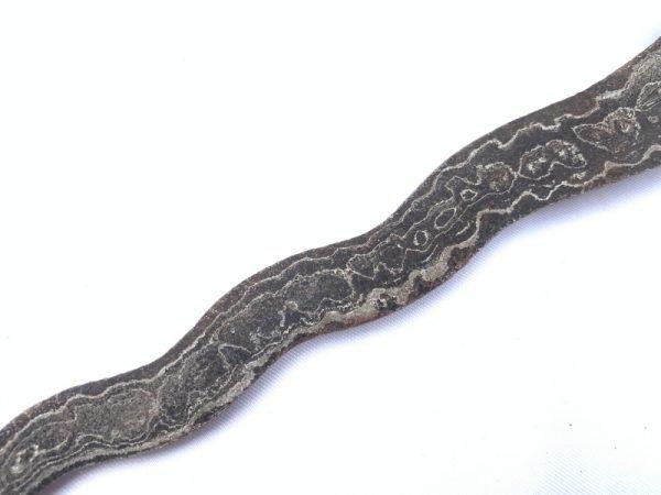 Antique Kris KERIS GARUDA BALI Balinese Weapon Knife Blade Dagger Sword Arms Hindu God