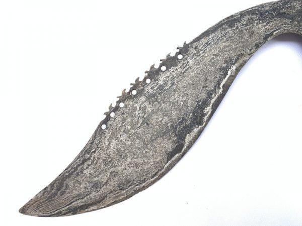 500mm KUJANG JAWA BARAT Knife Weapon Blade Dagger Keris Sword Parang Machete #2