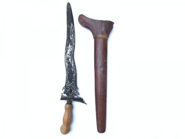 (XXXL KRIS MADURA 570mm/22.4″) Knife Weapon Sword Dagger Keris Kriss Asia Asian