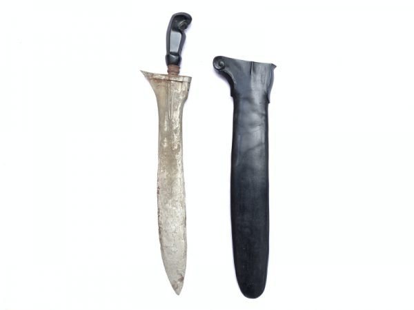 (3.3 lb MEGASIZE XXXL DAGGER KRISS) Knife Weapon Sword Dagger Kriss Keris Tribal Asian