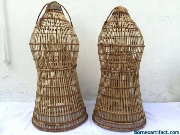 TRADITIONAL FISH TRAP