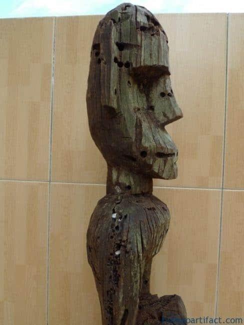 ERODED sculpture