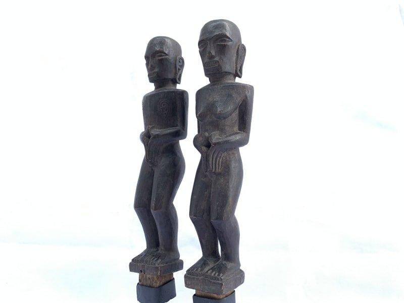 Tribal Fertility Statue
