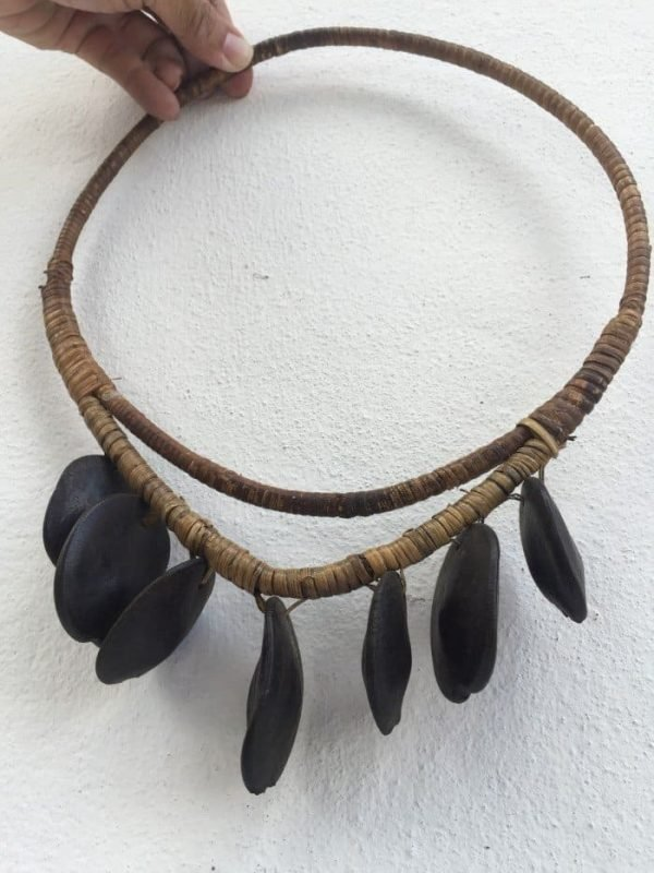 DAYAK NECKLACE