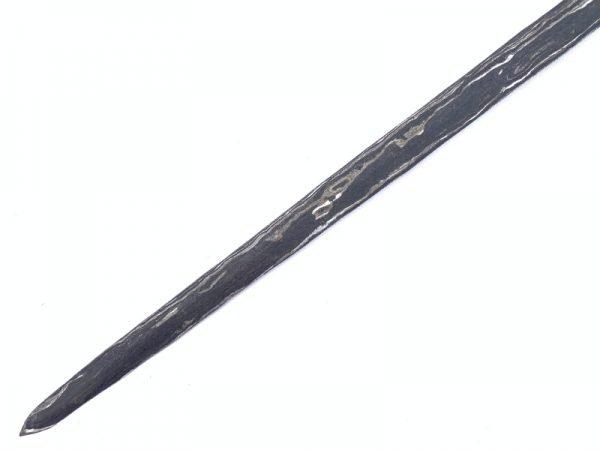 LONG KRIS TWO FEET 730mm KRIS LURUS Long Kris Knife Dagger Sword Arms Artifact Weapon