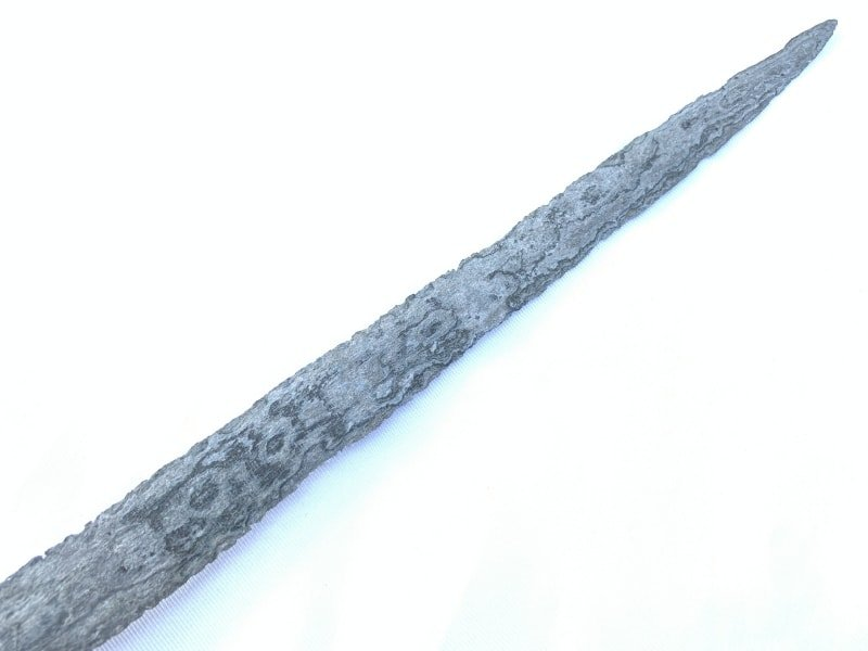 (AGED KERIS MINANG: Straight Blade) Knife Weapon Sword Dagger Kris Kriss Asian
