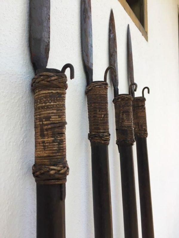 Blowpipe Spear