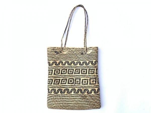 traditional rattan bag