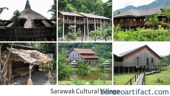 Sarawak Cultural village Rainforest World Music Festival