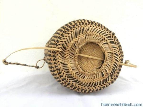 rattanajatmm(ricegrainpattern)handmadebagbackpackhandbagtribalcarrier#