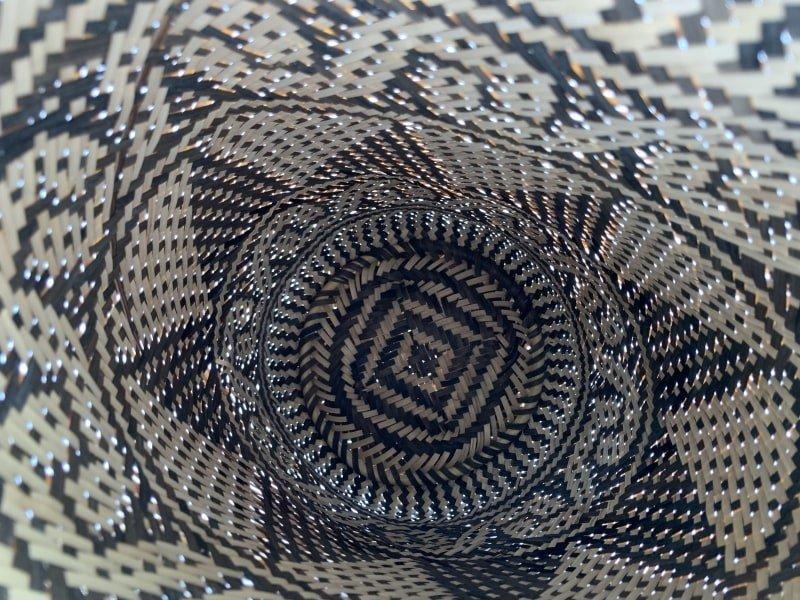 rattanajatmm(bambooshootpattern)handmadebagbackpackhandbagtribalcarrier#