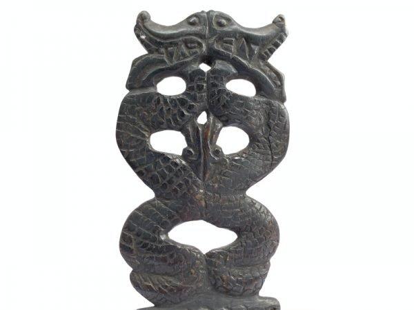 HAIRPIN 210mm NAGA HEADDRESS Tribal Crown Comb Women Accessories Asia Asian Culture