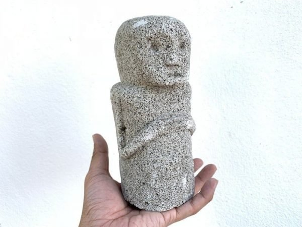 BATAKKAROmmFIGURECoralStatueSculptureFigurineTribalAsiaAsianArtifact