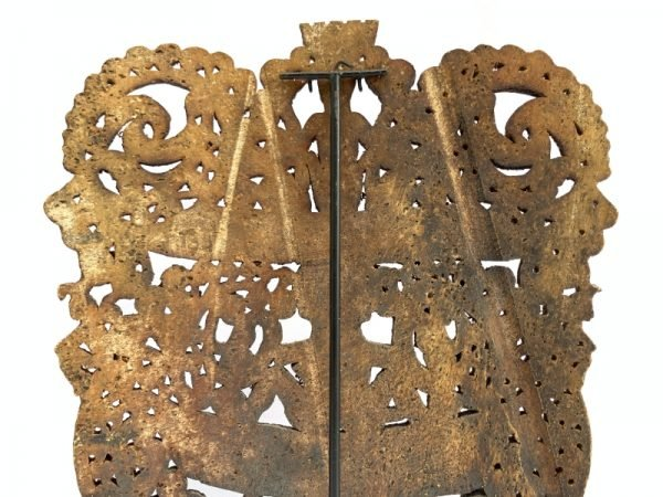 SPECTACULAR HEADDRESS (XXXXL 350mm On Stand) TRIBAL crown jewellery Indonesia Comb Hairpin Artifact Asia Asian Culture