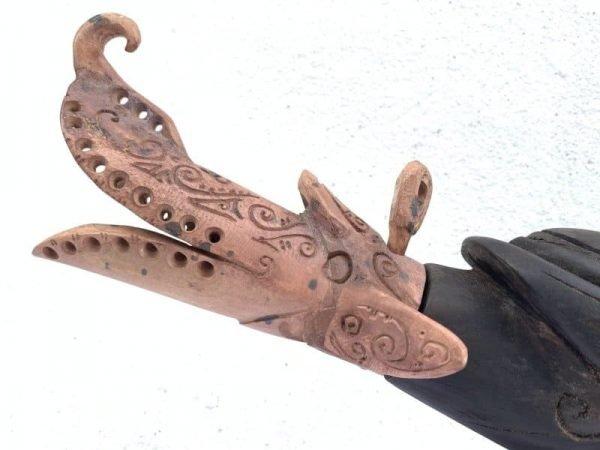 BATAKCHAMBERmmTRIBALCONTAINERJewelryMedicineStatueSculptureFigurineASIAN