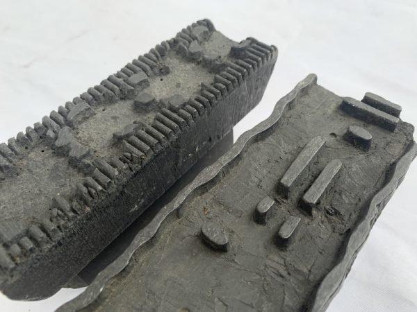 Wooden Printing Block