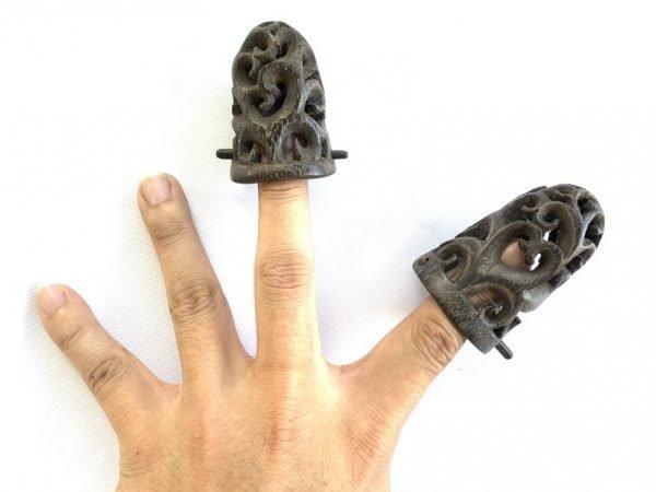 PENIS ACCESSORIES (XXL 65mm) Palang Ampallang Apadravya Tribal Tattoo Body Piercing Borneo